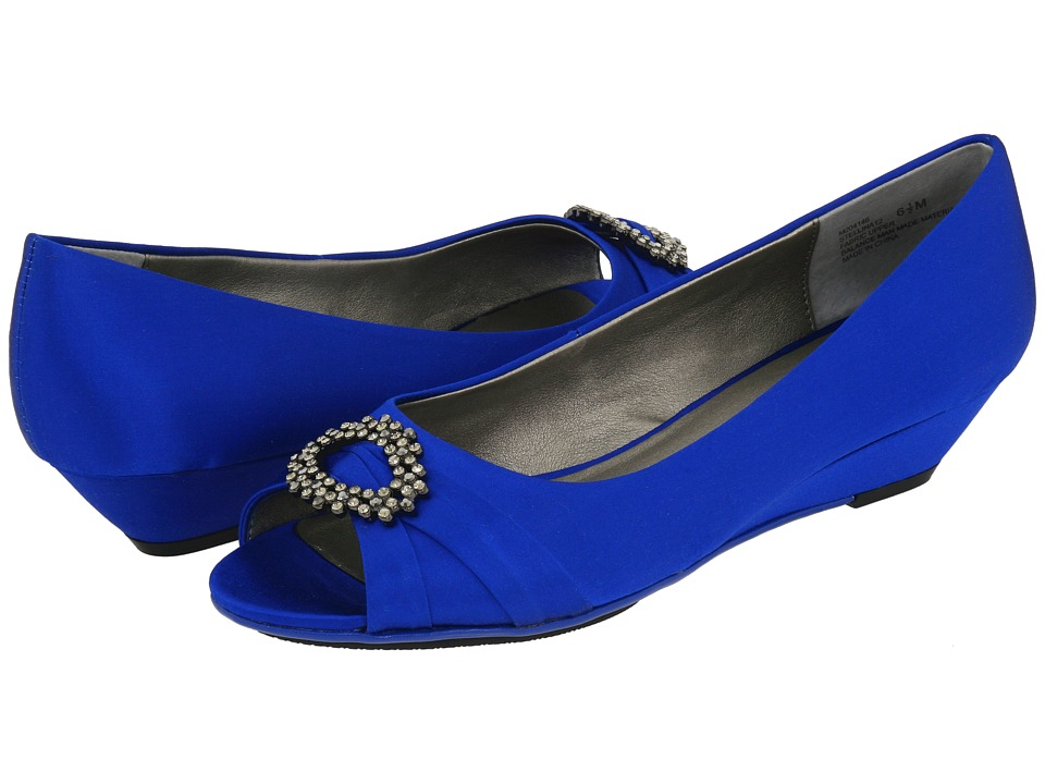 blue wedges bridefied