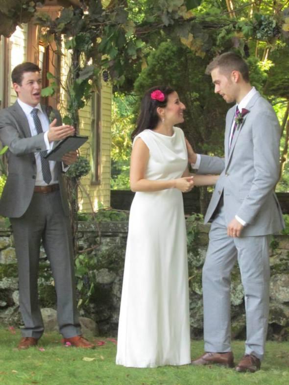 Marcie_Jon Wedding altar